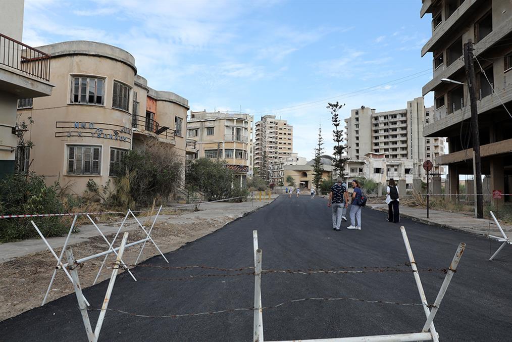 Αμμόχωστος - Κύπρος - 46 χρόνια μετά