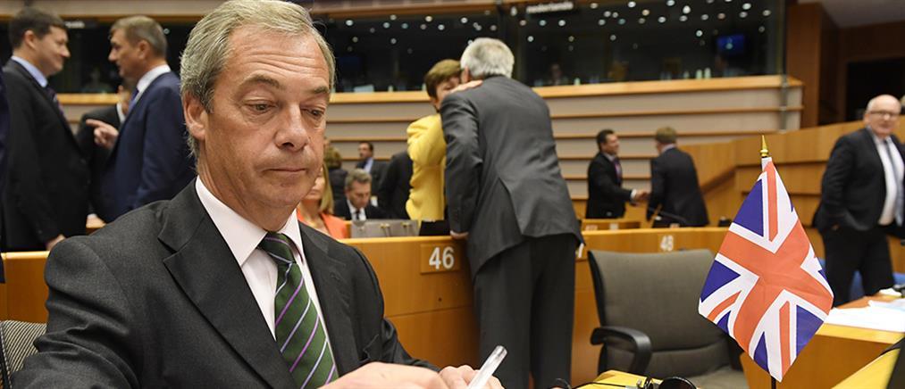 Βρετανία: δημοσκοπική πρωτιά για το κόμμα του Brexit