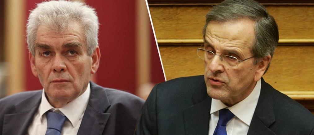 """Ο Παπαγγελόπουλος προσφεύγει στην Δικαιοσύνη κατά Σαμαρά για τον """"Ρασπούτιν"""""""