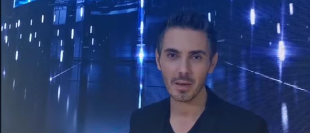 """""""The Final Four"""": ο Μιχάλης Χατζηγιάννης και το μήνυμα για τον τελικό (βίντεο)"""