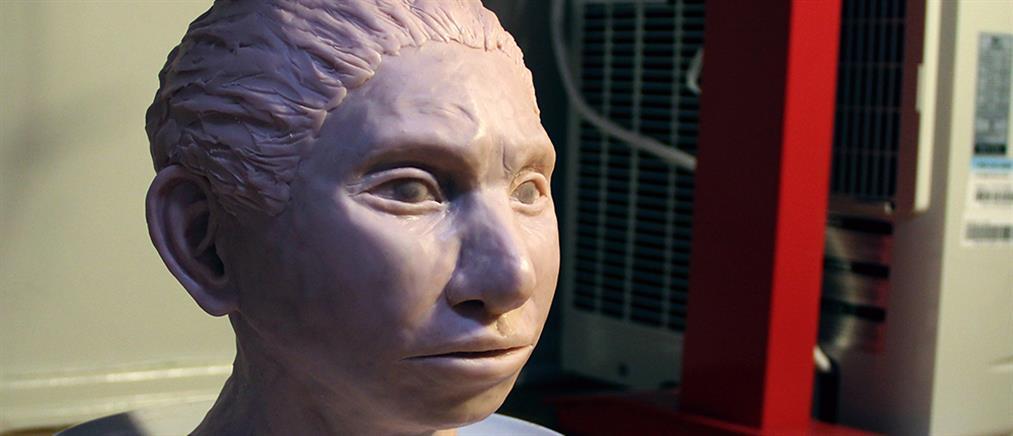 Επιστήμονες δημιούργησαν προτομή από DNA κοριτσιού 70.000 ετών! (βίντεο)