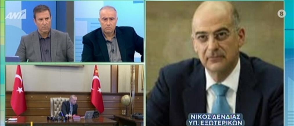 Δένδιας στον ΑΝΤ1: κενή περιεχομένου η συμφωνία Τουρκίας – Λιβύης (βίντεο)