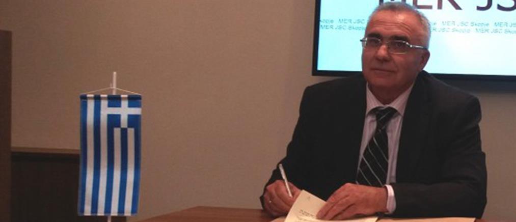 """Κάλυψη Σταθάκη στον διευθύνoντα σύμβουλο του ΔΕΣΦΑ για το """"χρυσό εφάπαξ"""""""