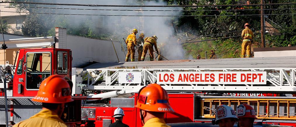 """Φωτιά στα Universal Studios έκανε """"στάχτη"""" μουσικούς """"θησαυρούς"""""""