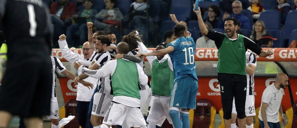 Πρωταθλήτρια Ιταλίας η Γιουβέντους