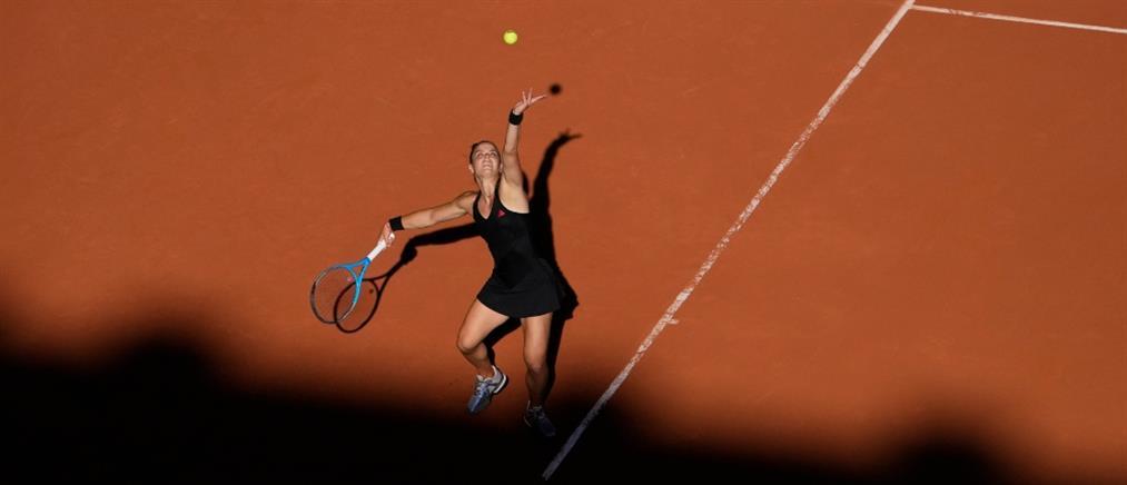 Roland Garros: Η Σάκκαρη πάλεψε σαν γνήσια Σπαρτιάτισσα (εικόνες)
