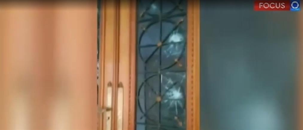 Αποκλειστικές εικόνες και καταγγελίες στον ΑΝΤ1 για την βία στα πανεπιστήμια (βίντεο)