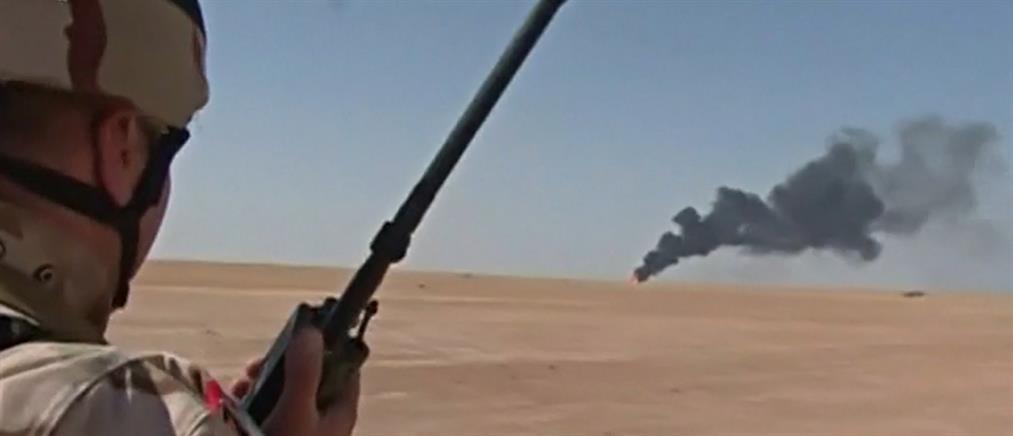 Συνεχίζουν τις επιδρομές στο Ιράκ οι Αμερικανοί