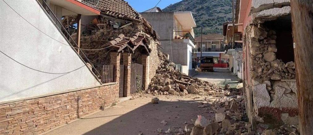 Σεισμός στην Ελασσόνα: Σε πλήρη κινητοποίηση η Γενική Γραμματεία Πολιτικής Προστασίας