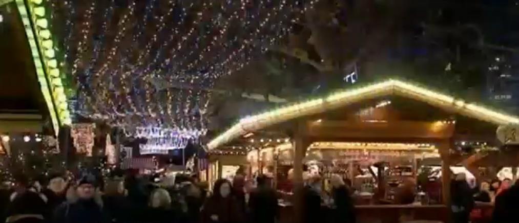 Χειμερινοί προορισμοί: Υψηλές πληρότητες για Χριστούγεννα και Πρωτοχρονιά (βίντεο)