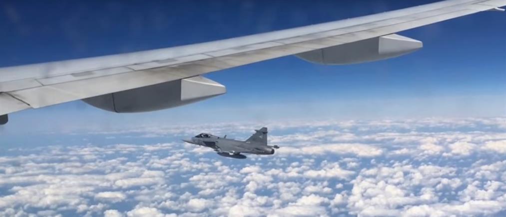 Μαχητικά αεροσκάφη αναχαίτισαν… Μπόινγκ 777 της British Airways (Βίντεο)