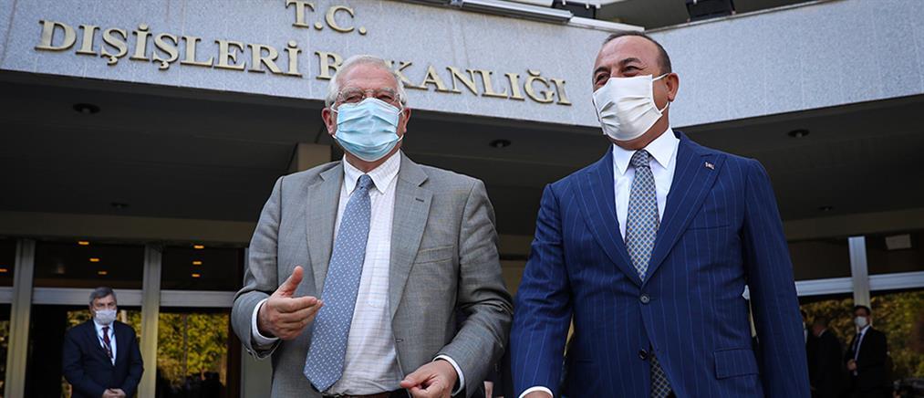 Μπορέλ: διαπραγματεύσεις μεταξύ Ελλάδας και Τουρκίας για τις γεωτρήσεις στην ανατολική Μεσόγειο