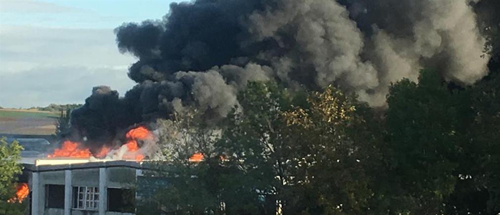 Αυστρία: έκρηξη κοντά σε αεροδρόμιο (εικόνες)