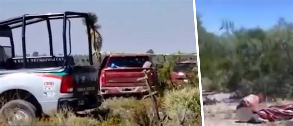Φρίκη: Εντοπίστηκαν πολλά πτώματα σε εγκαταλελειμμένα αυτοκίνητα