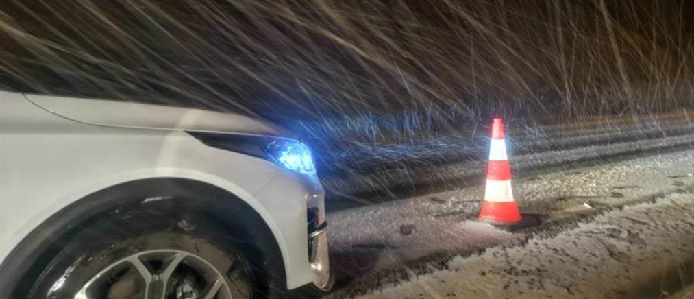 Τα πρώτα χιόνια σε Ξάνθη και Ροδόπη (εικόνες)