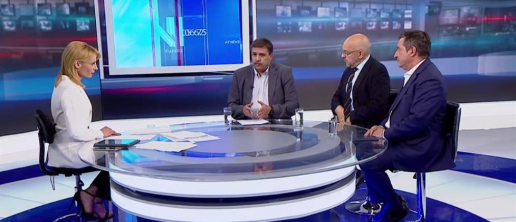 Ξανθός – Παπαδημητρίου – Καμίνης στον ΑΝΤ1 για τις πρόωρες εκλογές (βίντεο)