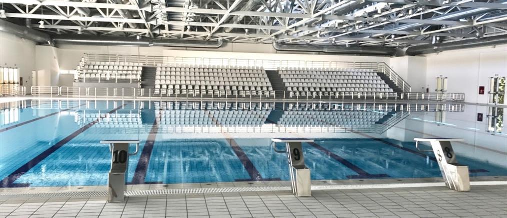 Δήμος Αθηναίων: τα κολυμβητήρια ανοίγουν για το κοινό