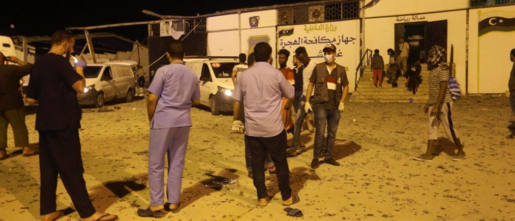 Έκκληση του ΟΗΕ για κατάπαυση πυρός στη Λιβύη