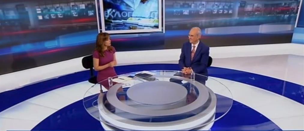 Ο Γιώργος Θωμάκος στον ΑΝΤ1 για τις εκλογές στον Δήμο Κηφισιάς (βίντεο)