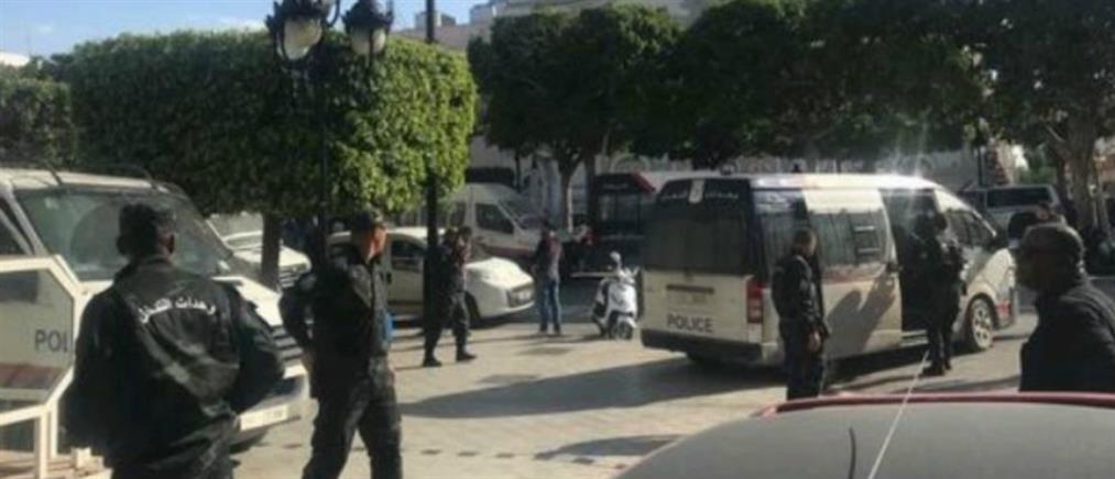 """Τυνησία: Γυναίκα """"καμικάζι"""" ανατινάχθηκε στο κέντρο της Τύνιδας"""
