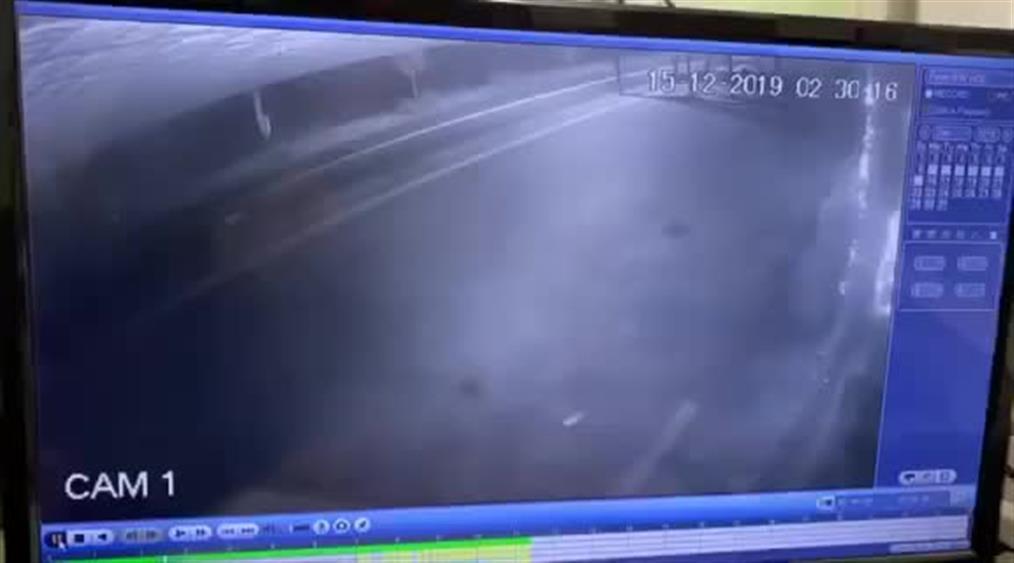 Βίντεο από τη σύγκρουση του θανατηφόρου τροχαίου στο Ρέθυμνο