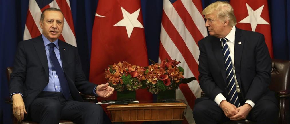Με αντίποινα απειλεί τις ΗΠΑ ο Ερντογάν
