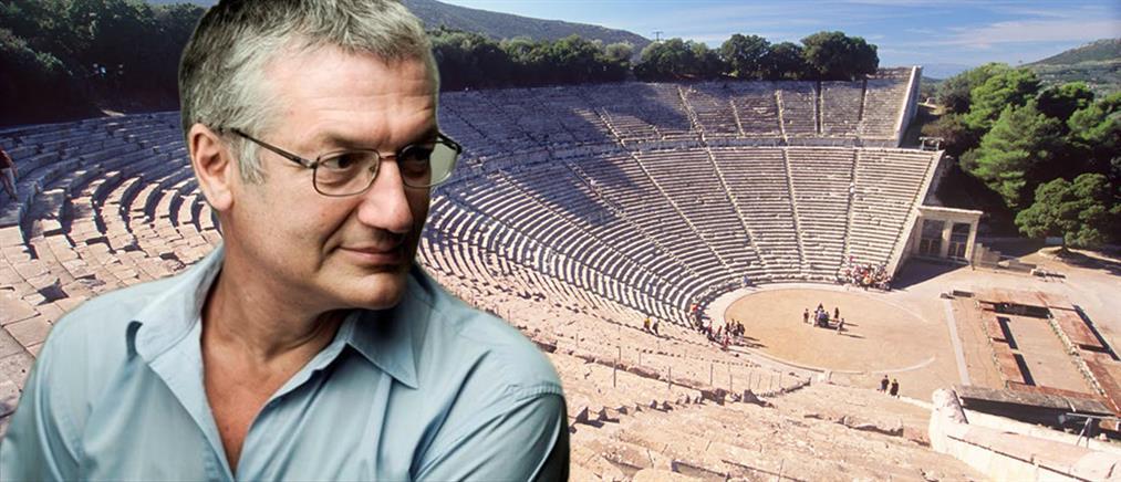 Ο Βαγγέλης Θεοδωρόπουλος στο Φεστιβάλ Αθηνών