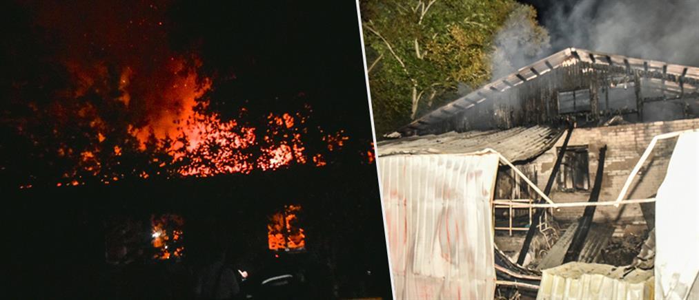 Φονική πυρκαγιά σε ψυχιατρική κλινική (βίντεο)