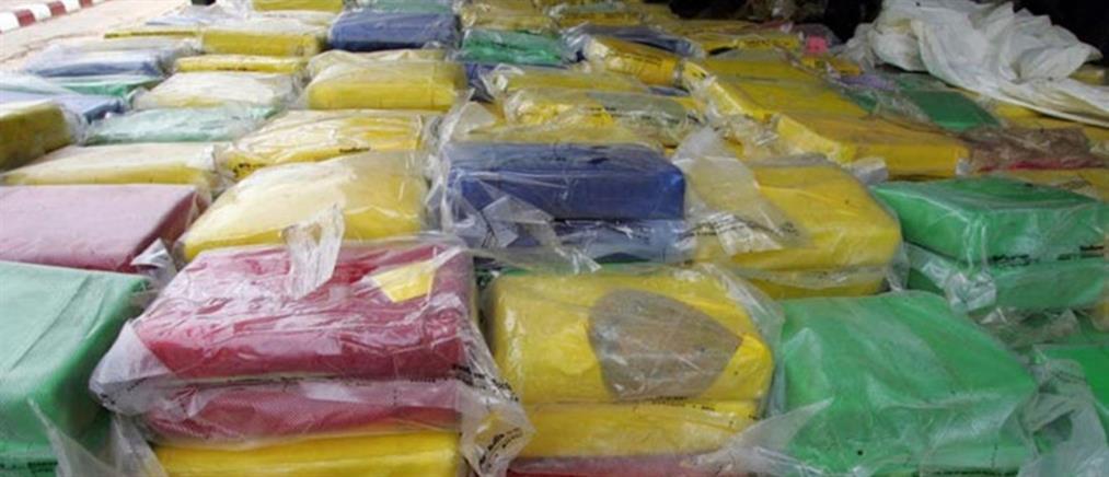 Σε διεθνή κόμβο διακίνησης ναρκωτικών μετατρέπεται η Ουρουγουάη
