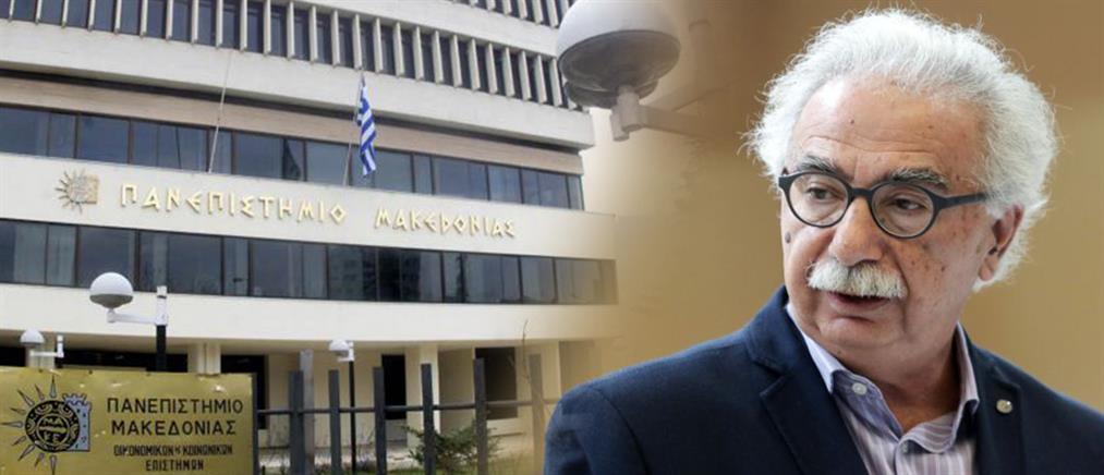 """Διαφωνία Γαβρόγλου με τον Πρύτανη του ΠΑΜΑΚ για το """"Ουράνιο Τόξο"""""""