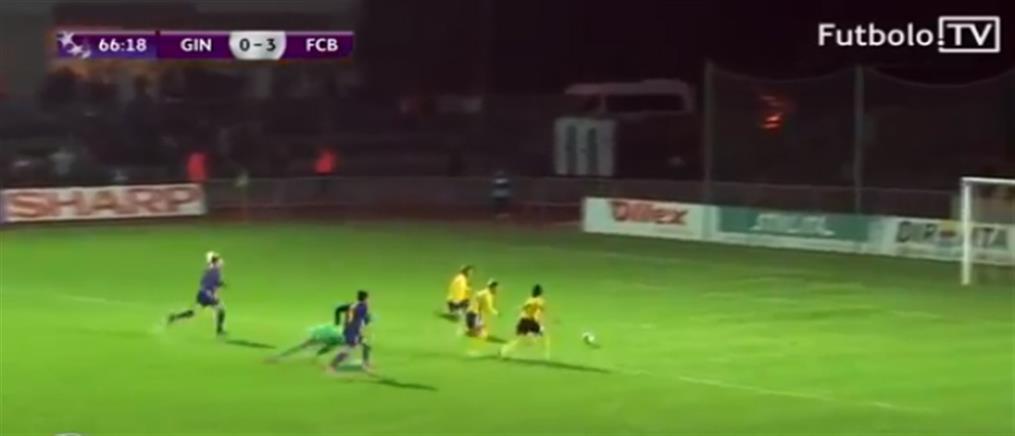 """""""Τσακώθηκαν"""" για το γκολ και... έκαναν την γκάφα της χρονιάς (βίντεο)"""