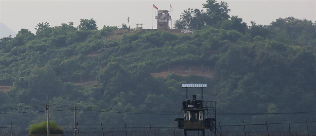 """Βόρεια και Νότια Κορέα αποκατέστησαν τα """"κόκκινα τηλέφωνα"""""""