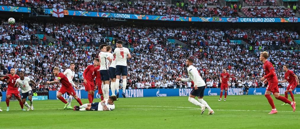 Euro 2020: Ιταλία - Αγγλία στον τελικό του Γουέμπλεϊ