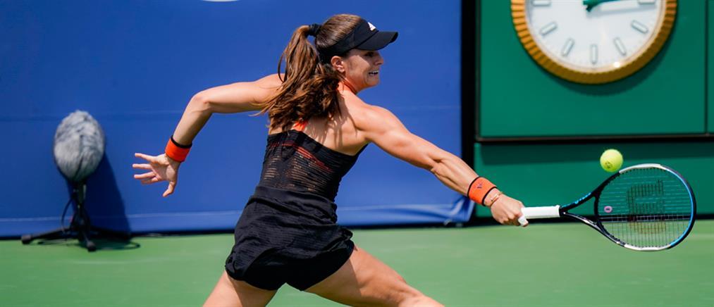 Τένις: Η Σάκκαρη αντιμέτωπη με την Σερένα Γουίλιαμς