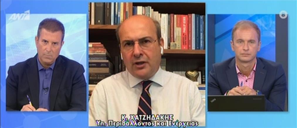 Χατζηδάκης: προετοιμαζόμαστε και για το χειρότερο σενάριο με την Τουρκία (βίντεο)