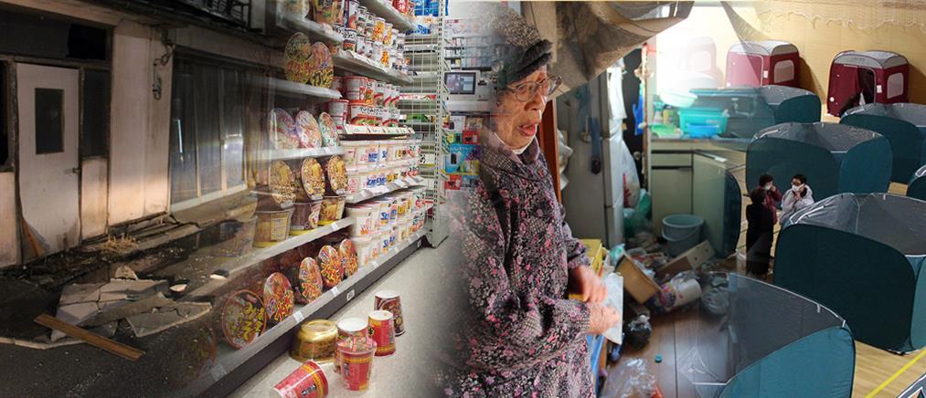 Ο σεισμός στην Φουκουσίμα ξύπνησε μνήμες του 2011 (εικόνες)