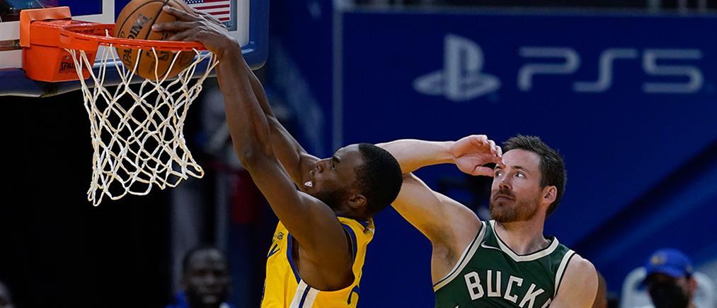 "NBA: ο Κάρι ""εκτέλεσε"" τους Μπακς απόντος του Αντετοκούνμπο"