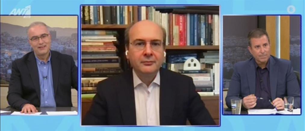 Χατζηδάκης στον ΑΝΤ1: Θα πληρώνονται οι υπερωρίες και θα ελέγχονται οι εργοδότες (βίντεο)