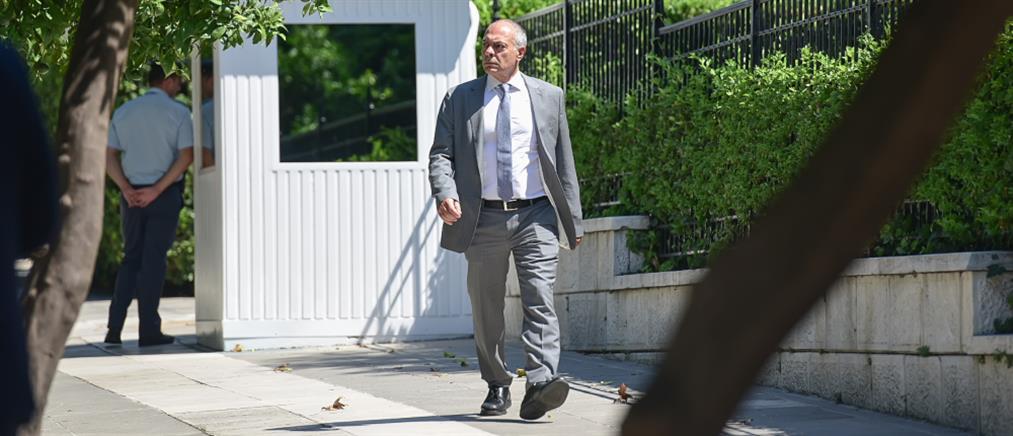 Παραιτήθηκε ο Αλέξανδρος Διακόπουλος