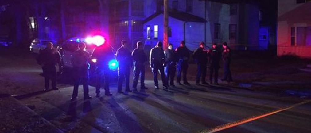 Πυροβολισμοί κατά τη διάρκεια διαδήλωσης