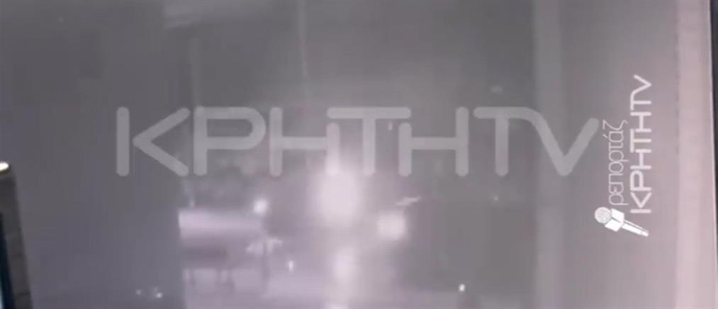 Κρήτη: Αυτοκίνητο παρέσυρε ποδηλάτισσα και την εγκατέλειψε (βίντεο ντοκουμέντο)