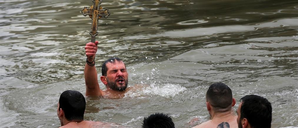 Έλληνας έπιασε τον Σταυρό στο Φανάρι (βίντεο)