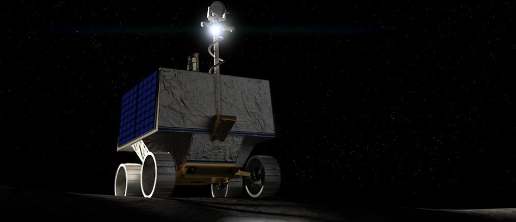 NASA: το ρόβερ Viper προς αναζήτηση νερού στη Σελήνη