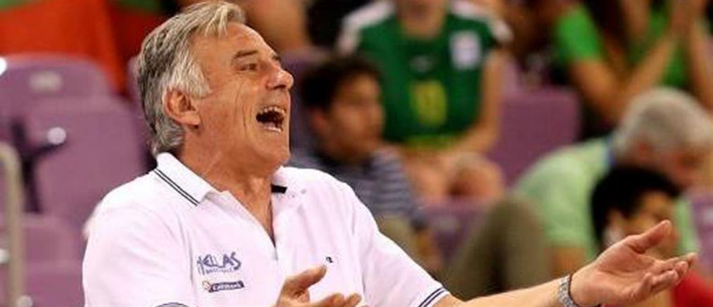 Νέος προπονητής στην εθνική ομάδα μπάσκετ ο Μίσσας
