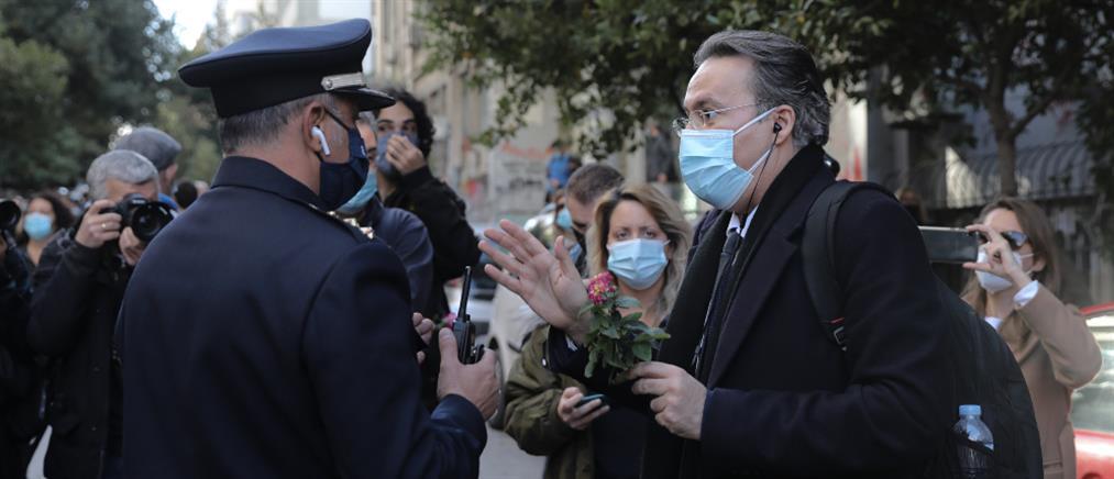 Επέτειος Γρηγορόπουλου: Ελεύθεροι οι προσαχθέντες δικηγόροι