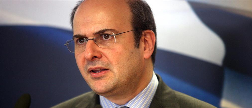 Χατζηδάκης: θα συγκρουστούμε με τα συμφέροντα που μπλοκάρουν τις αλλαγές