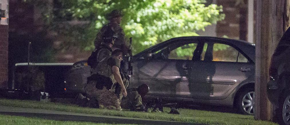 Καναδάς: Νεκρός ύποπτος για τρομοκρατία