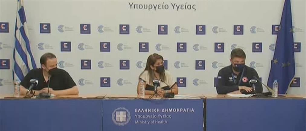 Κορονοϊός: Παπαευαγγέλου - Χαρδαλιάς για τις μεταλλάξεις και τα νέα μέτρα (βίντεο)