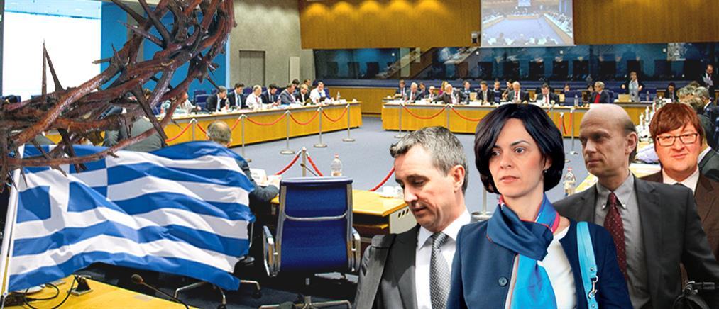 """""""Ταμείο"""" για τα """"αγκάθια"""" στο Eurogroup της Δευτέρας"""