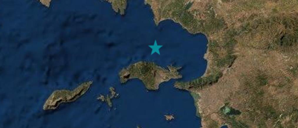 Σεισμός στην Σάμο - Αισθητός στην μισή Ελλάδα